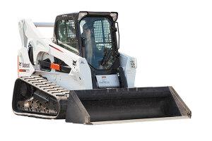 山猫T870履带式滑移装载机图片集