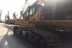 中车(南车)TR580型旋挖钻机