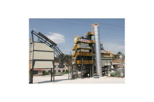 鐵拓機械RLB-1500+1500固定式原生加再生瀝青混合料再生設備