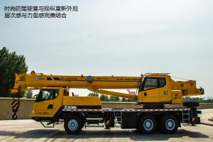 徐工QY25K5A汽车起重机图片集