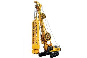 徐工XTC80/55雙輪銑槽機
