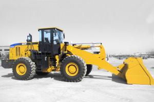 山工SEM650B特长臂轮式装载机图片集