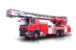 中聯重科ZLJ5300JXFYT53多功能云梯消防車