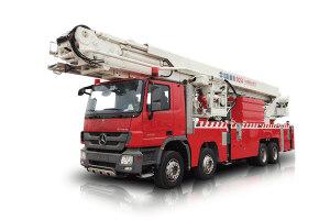 中聯重科ZLF5420JXFDG54型登高平臺消防車