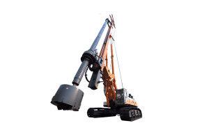 中联重科ZR220A旋挖钻机*图片集