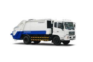 中联重科ZLJ5160ZYSE4垃圾车