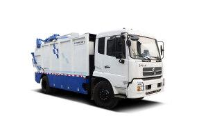 中联重科ZLJ5169ZYSDE4垃圾压缩车