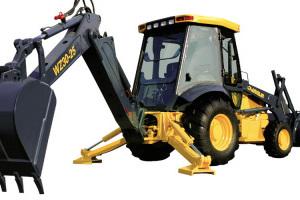 常林WZ30-25挖掘装载机图片集