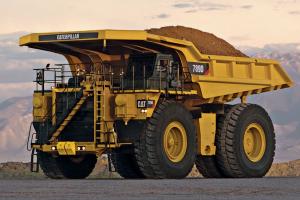 卡特彼勒789D矿用卡车