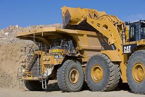 卡特彼勒矿用自卸车图片集2