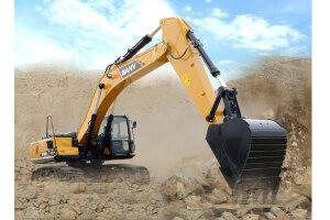 三一SY335H-10履带挖掘机