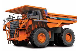 日立EH4500-2刚性自卸卡车