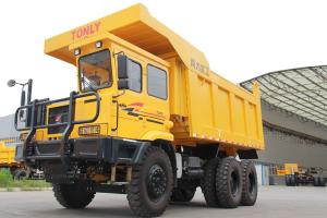 同力TL875B非公路宽体自卸车