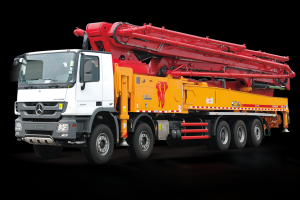 三一SY5530THB 620C-8泵车