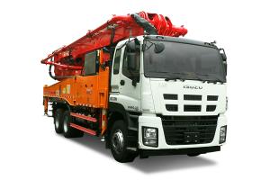 三一SYM5337THBDW 470C-8S混凝土泵车