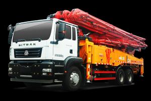 三一SYM5330THBDZ 470C-8S混凝土泵车