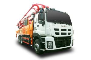 三一SYM5337THBDW 520 C9混凝土泵车图片集