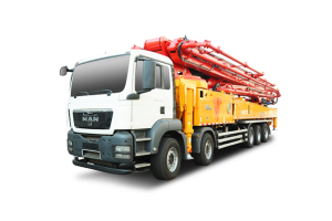 三一SY5541THB 660C-9混凝土泵车图片集