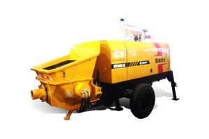 三一HBT5008C-5S柴油机拖泵