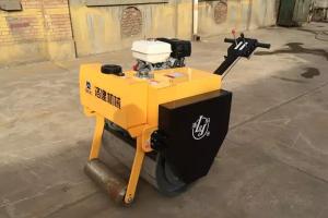 國機洛建LWB50HE小型手扶振動壓路機