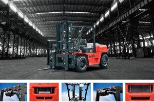 杭叉A115 11.5噸A系列石材行業叉車