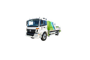 福田雷薩BJ5123THB-9018A車載泵圖片集