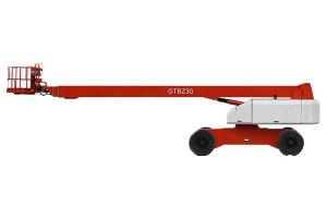 星邦GTBZ30直臂式高空作业平台图片集
