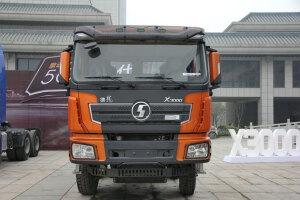 陕汽重卡德龙X3000黄金版 480马力 8X4 自卸车底盘(SX33166Y406)