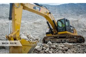 卡特彼勒336D2/D2L大型挖掘机图片集