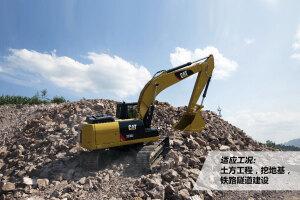 卡特彼勒326D2/D2 L履带挖掘机图片集