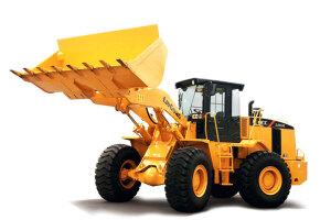 柳工ZL50CNX-5t轮式装载机图片集