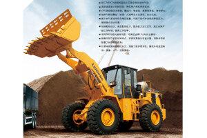 柳工ZL50CN-LNG-5t轮式装载机图片集