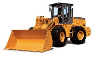 柳工CLG855-5t轮式装载机图片集