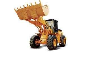 柳工CLG856-5t轮式装载机图片集
