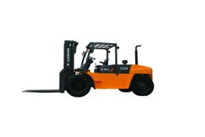 柳工CLG2100H中大吨位内燃平衡重式叉车