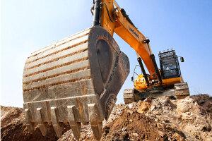 CLG950E履带挖掘机