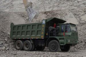 航天泰特TAS3730矿用自卸车图片集