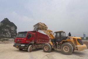 柳工CLG862H(国三)-6t轮式装载机图片集