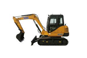 XE60D挖掘机图片
