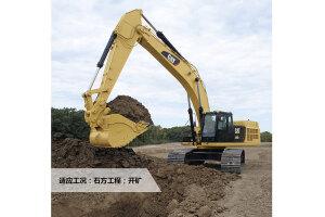 卡特彼勒320D2/D2L履带挖掘机图片集