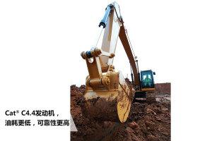 卡特彼勒320D2 GC履带挖掘机图片集