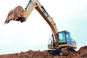 卡特彼勒320D2 GC履带挖掘机