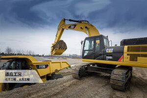 卡特彼勒336D2 GC大型挖掘机图片集