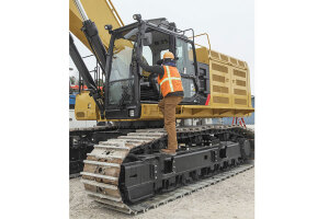 卡特彼勒374F L大型矿用挖掘机图片集