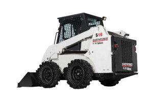 山猫S16滑移装载机图片集