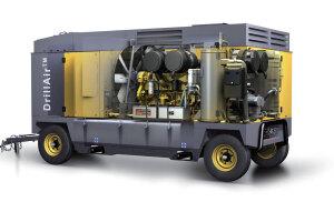 安百拓XRXS1210 DrillAir系列移動式空壓機