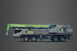 中联重科ZTC550V552汽车起重机图片集