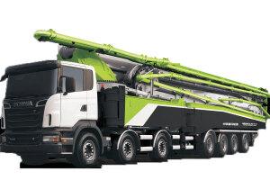 中联重科ZLJ5330THBBE 49X-6RZ泵车图片集