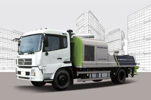 中联重科ZLJ5180THBJE-10528R车载泵图片集