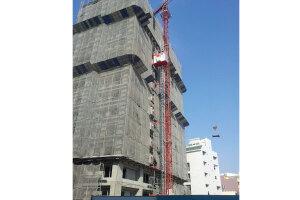 中联重科SC200/200普通型施工升降机图片集